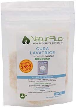 NaturPlus - Detergente Ecobio, cuidado para lavadora, 100 g ...