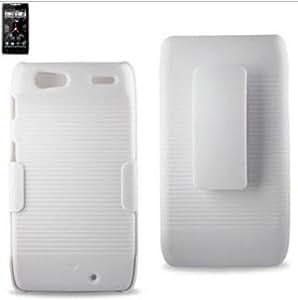 Holster Combos for Motorola RAZR XT912 WHITE(HC-MOTXT912WH)
