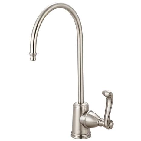 Kingston Brass Gourmetier KS7195FL Royale Single Handle Water Filtration Faucet Oil Rubbed Bronze