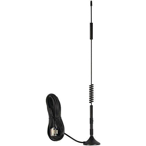 (WILSON ELECTRONICS 311125 Dual-Band Magnet-Mount Antenna )