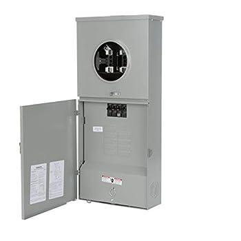 Image of Siemens MC0816B1200RCT Speed fax Load Center, 120/240 Vac, 200 A, Mbk200 Main Breaker Home Improvements