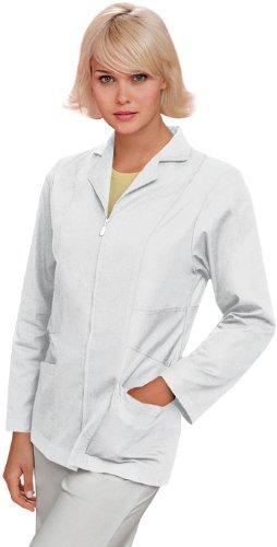 Urbane Scrubs Women's Urbane Tailored Lab Coat XX-Large - Lab Urbane