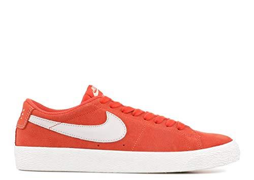 Coat Vintage Nike - Nike 864347-800: Men's SB Zoom Blazer Low Vintage Coral/Fossil Skate Shoe (11.5 D(M) US Men)