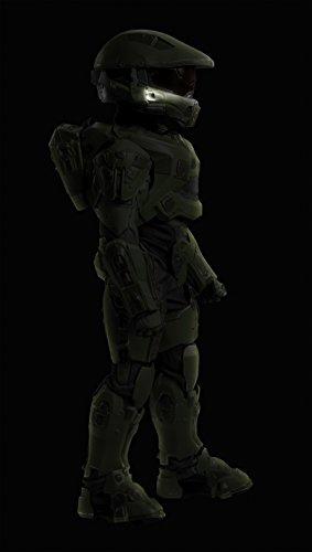 317IOs8RF L - Master Chief Ultra Prestige Halo Microsoft Costume, Large/10-12