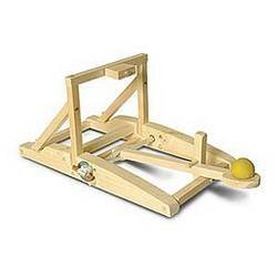 Working Wood Catapult DIY Kit, 6 X 5 X 10 by Noted -