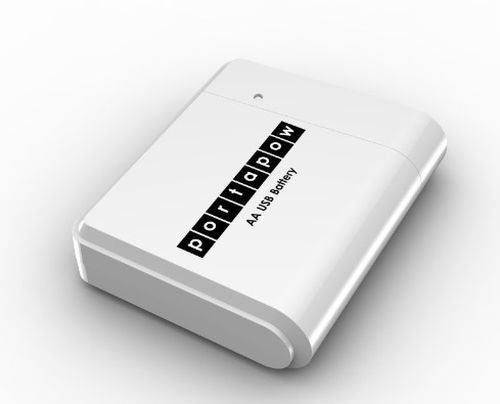 Aa Battery Usb Charger - 1