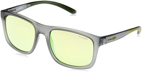 Arnette COMPLEMENTARY AN4233 Transperent Sonnenbrille Matte Lightgreenmirrorgreen Gris Grey HZrHq