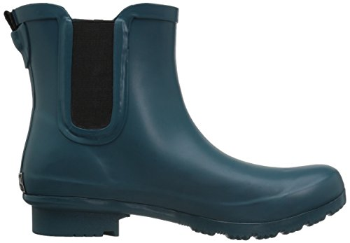 Matte Teal Roma Chelsea Boots Mujer 1Tqn4Y8