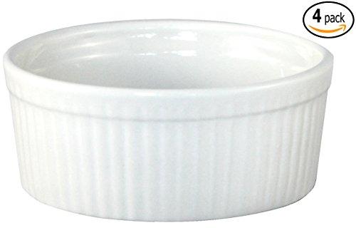 Ceramic Stackable Ramekins Condiment Scraper product image