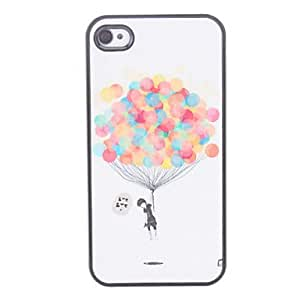 xiao The hard for iPhone 4/4 balloon design