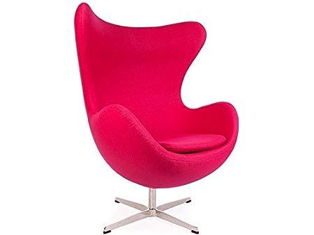 Arne Jacobsen Egg Chair Pink Amazonde Küche Haushalt