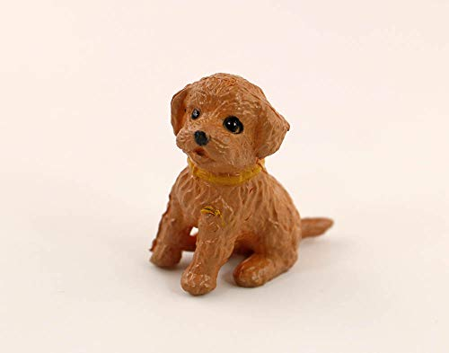 nanguawu PET Puppy Dog Cute 1/12 Dollhouse Miniature for sale  Delivered anywhere in USA