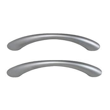 IKEA TAG - Maniglia, colore: metallo cromato/opaco, confezione da ...