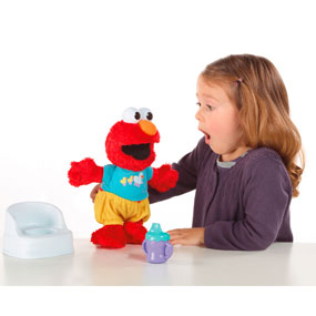 learn about potty time while playing along with elmo