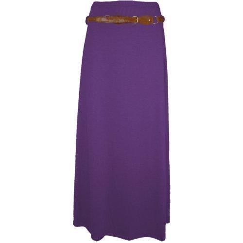 Para mujer diseño de larga diseño de Mary tanana falda Sexy traje de neopreno para mujer Belted Shakira camiseta de fútbol para hombre Maxi e instrucciones para hacer vestidos 8 10 12 14 morado