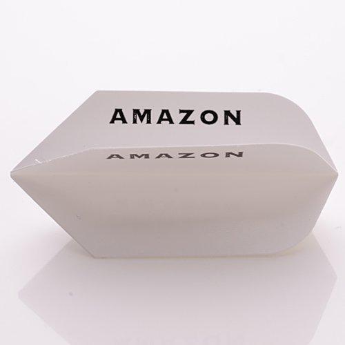 AMAZON DARTS FLIGHTS SLIM WHITE