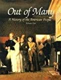 Out of Many : A History of the American People, Faragher, John Mack and Czitrom, Daniel, 0131910655
