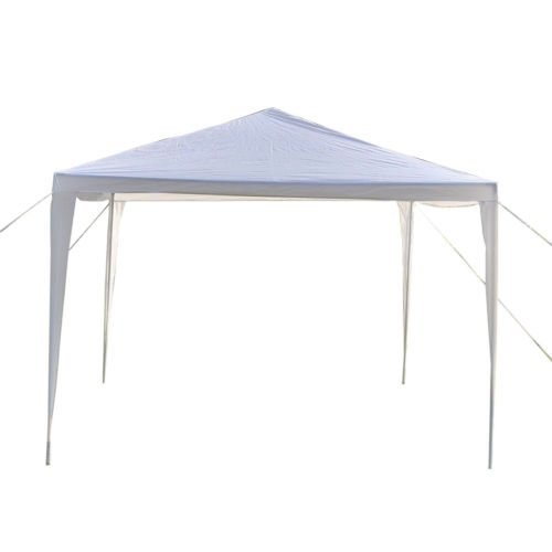 10'x10′ Canopy Party Wedding Tent Heavy Duty Gazebo Pavilion Cater Event Outdoor