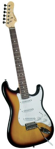 UPC 688382019805, Gladiator GL-011-2TS Electric Guitar, Sunburst