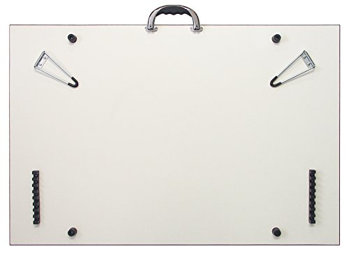 Alvin DPX42 DPX Series Deluxe Board with Straightedge 30 inches x 42 inches by Alvin