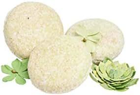 Sweet & Sassy 3 Shampoo Bars Refill, Coconut Smiles