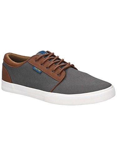Kustom Herren Sneaker Remark Sneakers grey tan