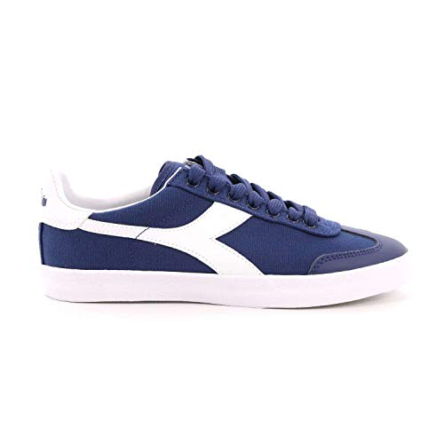 Navy Sneakers C5901 Diadora Per Saltire E Pitch Cv Uomo Donna white PUdwqpzdT