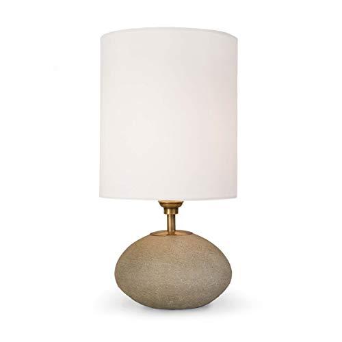 Price comparison product image Regina Andrew Orb 40 Watt Max Grey and Concrete 1 Socket Mini - Decorative Table Lamp