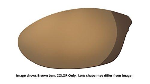 (Native Eyewear Ashdown Lens Kit, Polarized Brown)