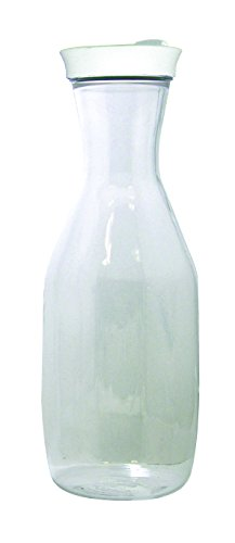 Update International (PCD-50) 50 oz Polycarbonate Decanter