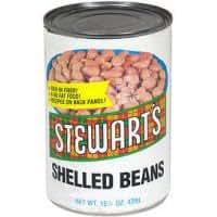 Stewart's Shelled Beans (Case of 24)