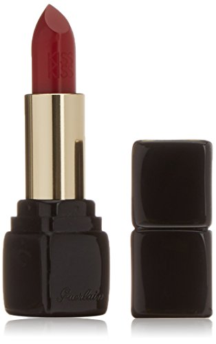 Guerlain Kiss-Kiss Shaping Cream Lip Color Lipstick for Women, No. 321 Red Passion, 0.12 Ounce