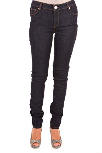 1t001387 inverno Lavaggio 56j00060 Skinny Trussardi Cuciture Jeans Risciacquato Autunno Con Fit xPqvw8