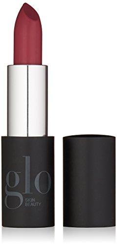 Glo Skin Beauty Lipstick in Date Night - Deep Berry | Creamy Long Lasting Lip Stick, 20 Shades
