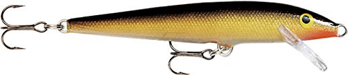 Cheap Rapala Original Floater 05 Fishing lure ( Fishing lure (Gold, Size- 2) rapala lures
