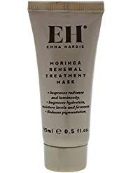 Emma Hardie   Moringa Renewal Treatment Mask   Hydrates &Protects Skin   For All Skin Types   Sulfate, Paraben Free   0.5 oz