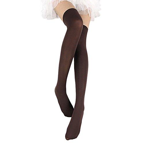 ONEFIT Womens Velvet Opaque Stockings