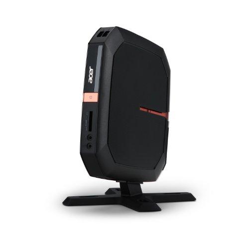 Acer Revo RL80-UR22 Desktop (Black)
