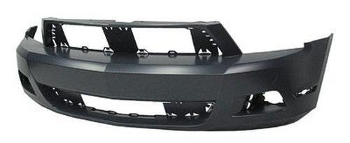 Crash Parts Plus Front Bumper Cover for 10-12 Ford Mustang FO1000652