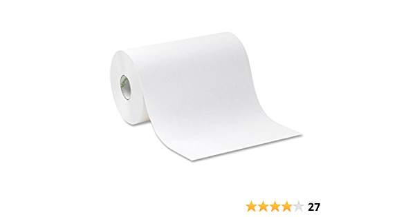 """Georgia-Pacific 26610 SofPull Paper Towel Roll 1-ply Hardwound WXL 9/"""" X 400 6 for sale online"""