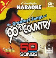 Karaoke: Greatest Songs of 90s Country Hits ()