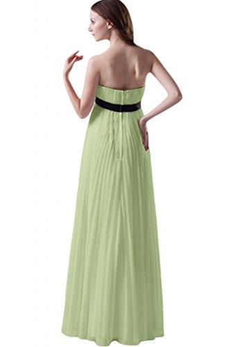 sunvary elegante Corpiño de volantes Evening Prom drsses Scoop dama Bata Lilac