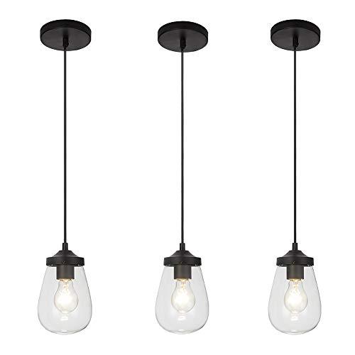3 Light Ceiling Pendant