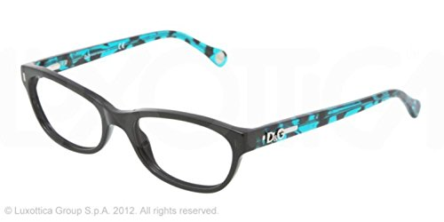 DOLCE&GABBANA D&G Eyeglasses DD 1205 GREEN 1826 - And Gabbana Buy Dolce
