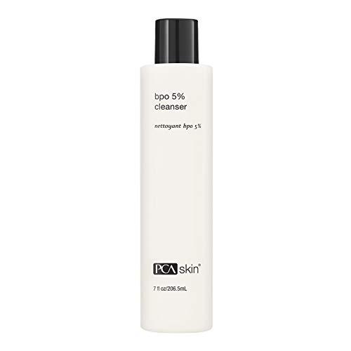 PCA SKIN BPO 5% Cleanser, Clarifying Daily Facial Wash, 7 fluid ounce