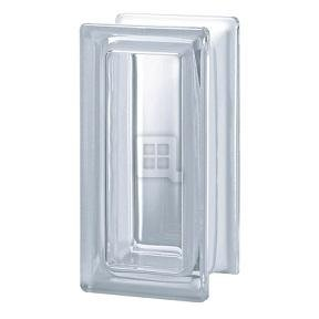 Quality Glass Block 4x8x3 Clarity Glass Block