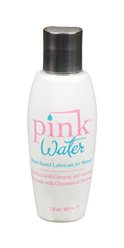 Pink Lube (Pink Water Sexual Lubricant, 2.8 Ounce)