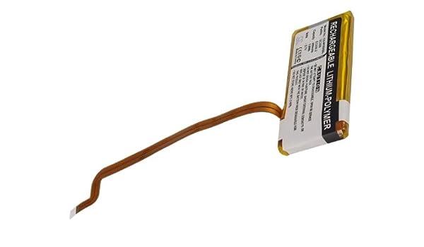 Batería Para Ipod Ipod Classic 6th Gen mb029zp//a 80gb Ipod Classic 6th Gen mb029