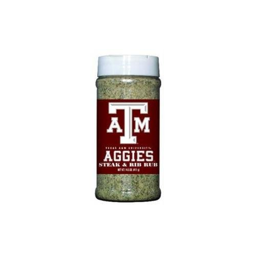 Hot Sauce Harry's Texas A&M Aggies NCAA Steak and Rib Rub (14.5 oz) from Hot Sauce Harry's