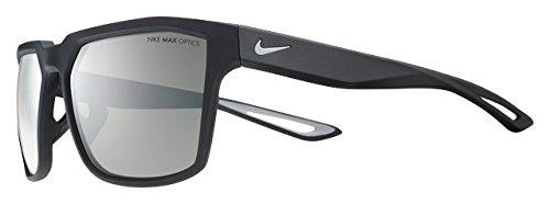 Nike Bandit Ev0917 Gafas de Sol, MT Blk/WLF Gry Slv, 59 ...